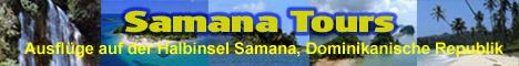 Samana Tours, Ausfl�ge Samana, Dominikanische Republik