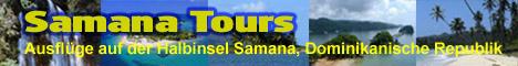Ausflüge unter deutscher Leitung in Samana