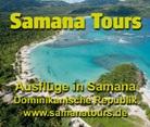 Ausflüge auf der Halbinsel Samana, Domikanische Republik
