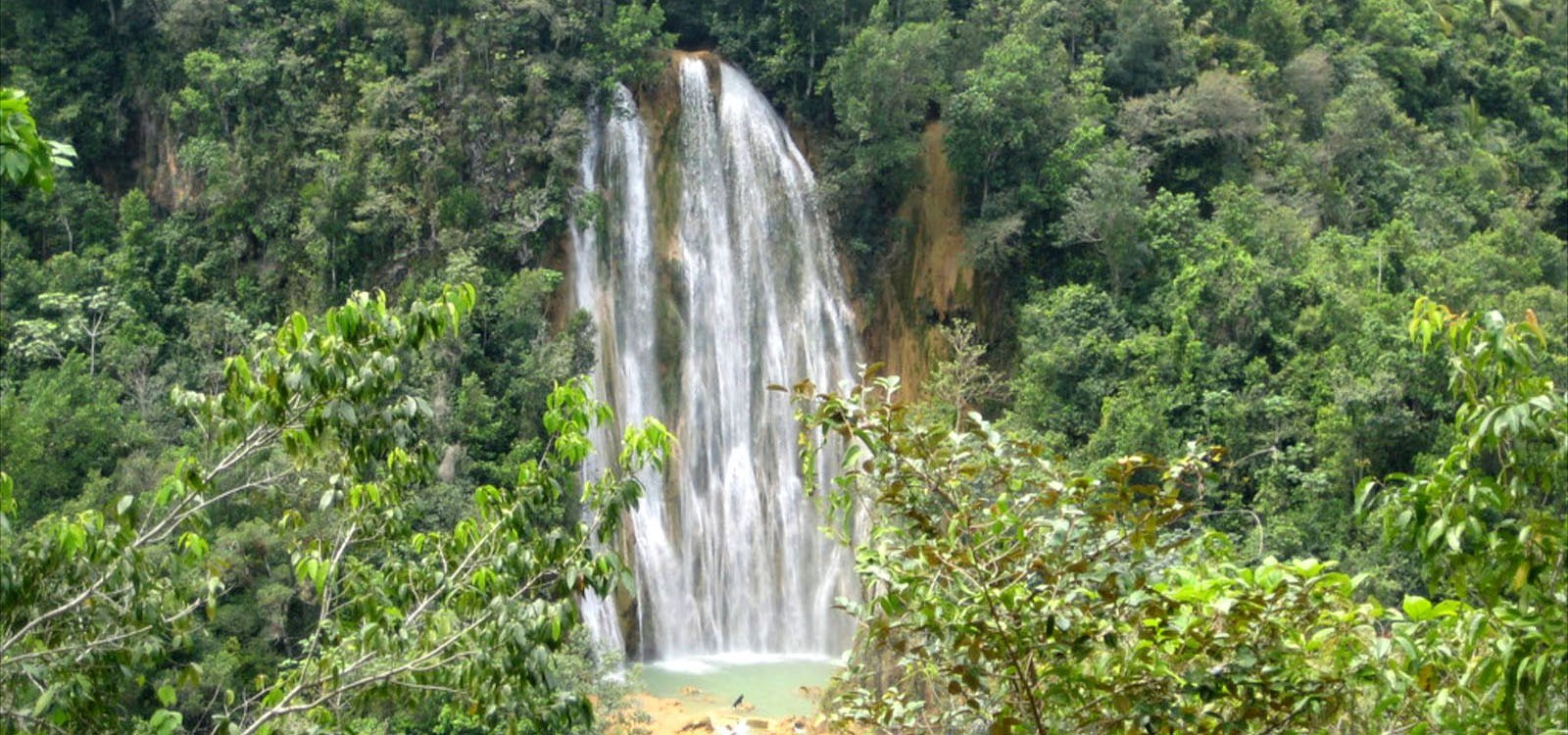 Salto El Limon Waterfall