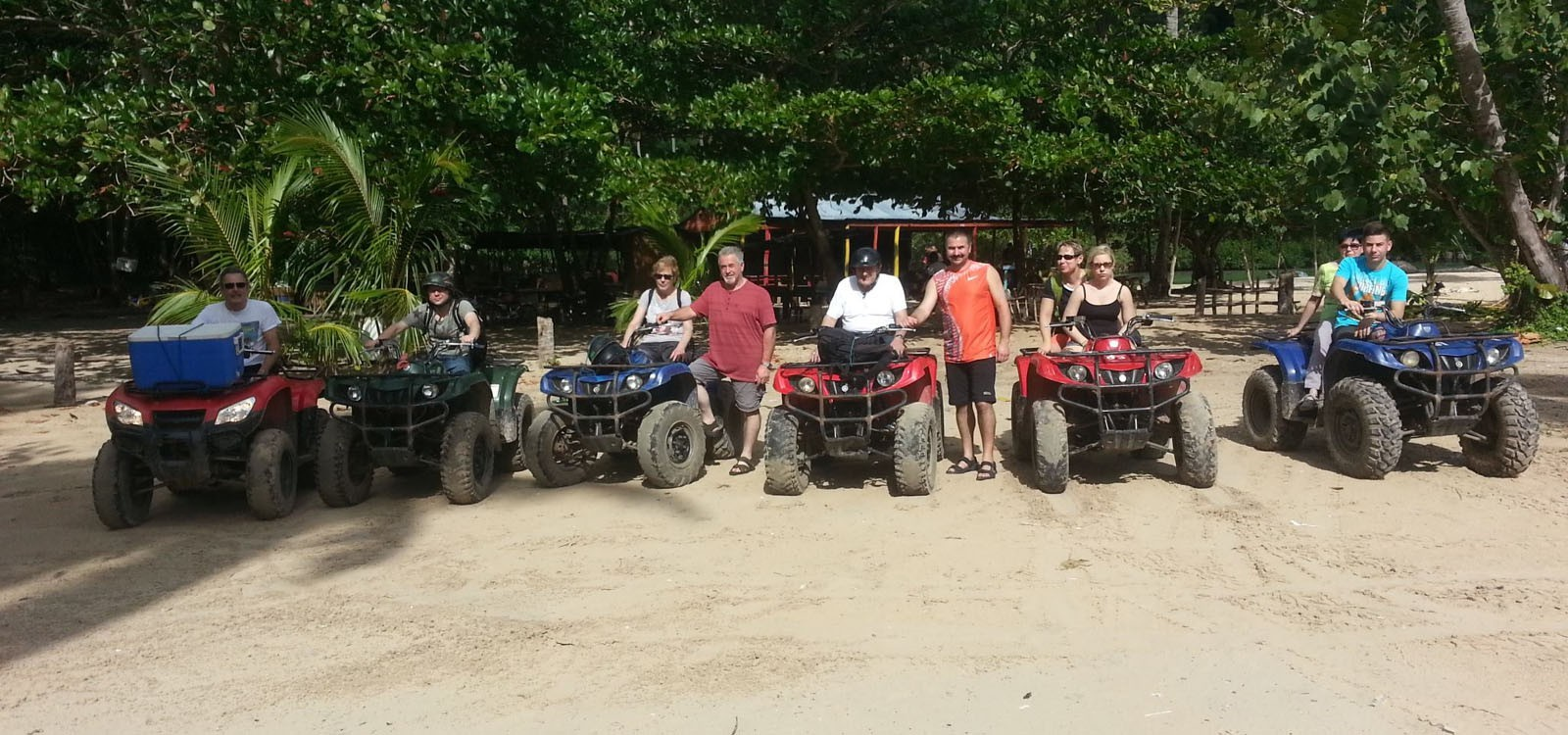 ATV Beach Touren